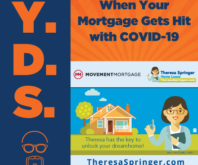 Ep. 2 - When Your Mortgage Gets Hit with COVID-19