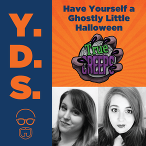 Ep. 31 – Have Yourself a Ghostly Little Halloween