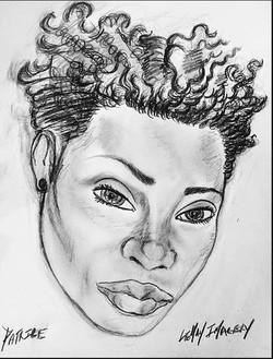 Portraiture Illustration