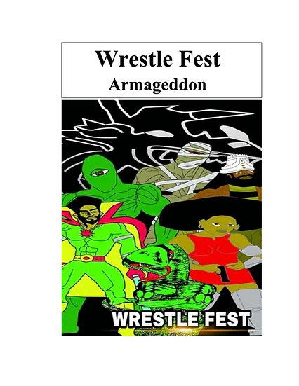 Wrestlefest Armageddon. The Militia