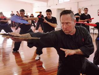 Seminario Kung fu-Lohan Qi Gong