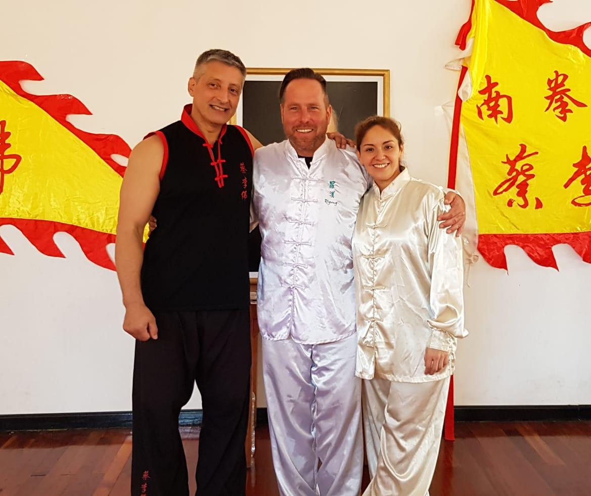 seminario Shifu Thomas Fuhr 2018