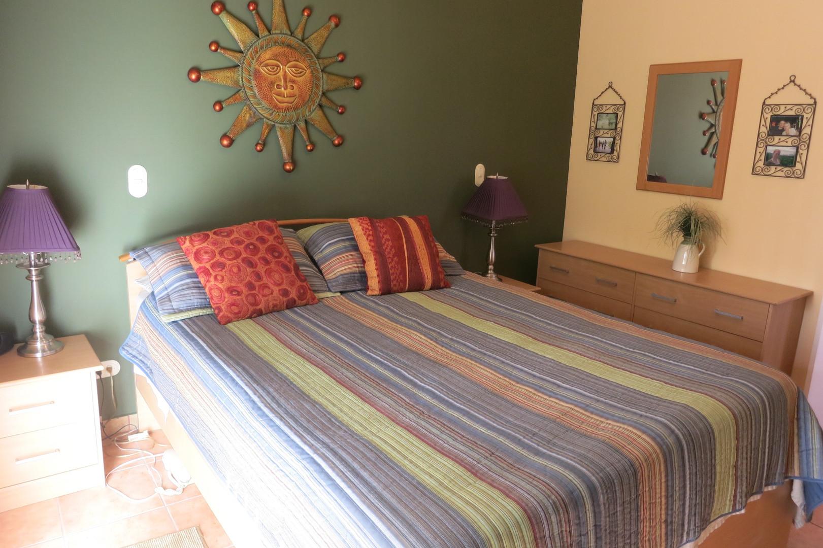 Valle Dorado Master Bedroom
