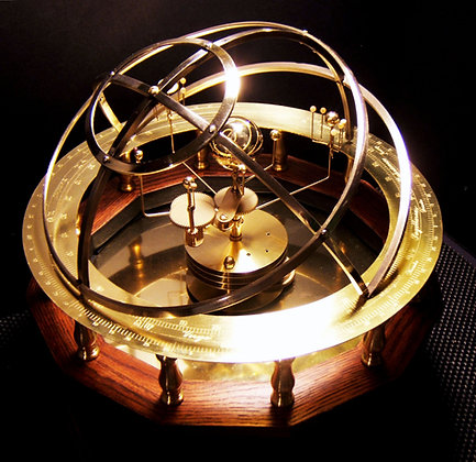 Handcrafted Grand Orrery