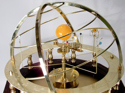 Grand Orrery Stone Planets