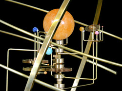 Stone Planets of Tower Orrery