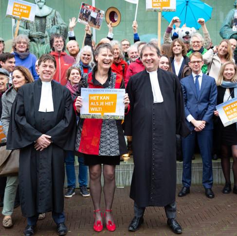 Aux Pays-Bas, des solutions climat en série  après le jugement Urgenda