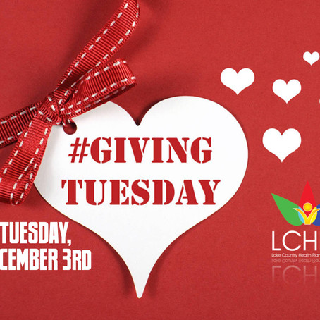Join the giving movement this Giving Tuesday