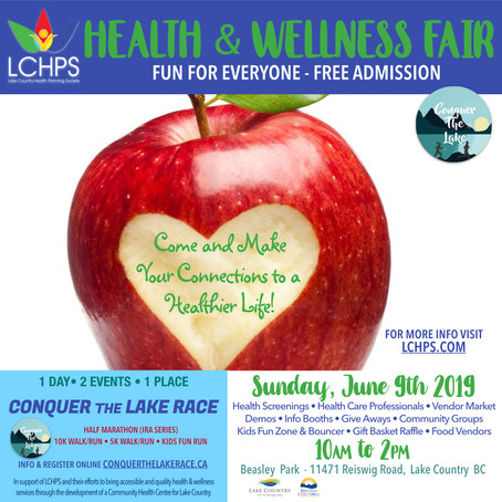 Lake Country Health Fair sponsors will  make a big splash at this year's event