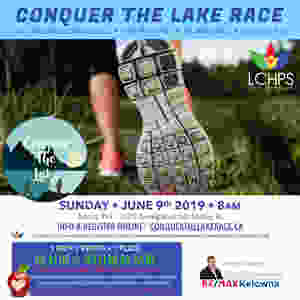 Conquer the Lake Race
