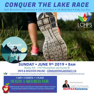 Conquer the Lake Race and Health Fair