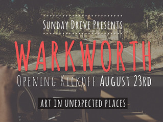 Art Spin in Sunday Drive Presents Warkworth