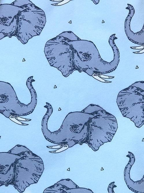 Elephant Bloomer Dungarees