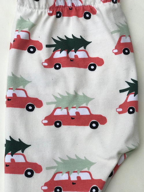 Driving Home For Christmas Romper