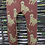 Thumbnail: Organic Sweatshirt Jersey Leopard Leggings
