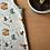 Thumbnail: Bee Print Romper
