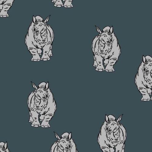 Rhino Print Sweatshirt