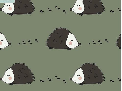 Hedgehog Bib