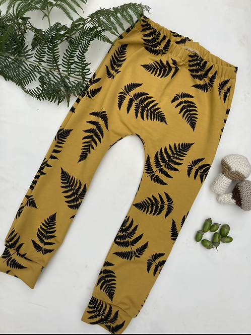 Fern Print Leggings