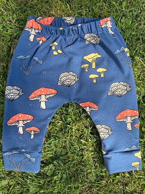 Organic Cotton Mushroom Leggings