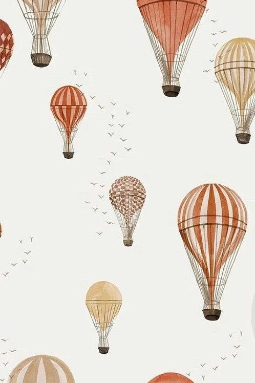 Hot Air Balloon Print Bummies