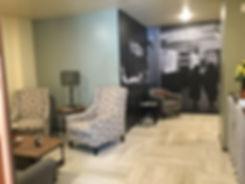Miner's Hotel Lobby