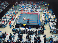 Wrestling, Butte Civic Center