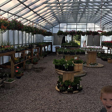 Nature Scapes Greenhouse