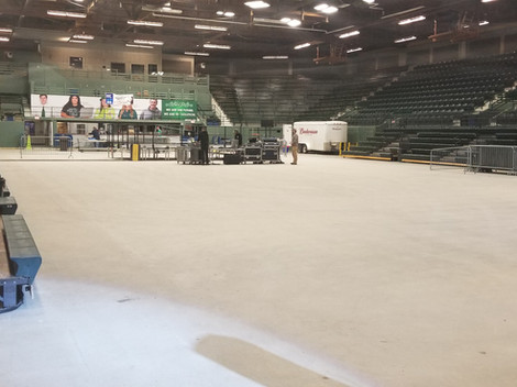 Main Arena, Butte Civic Center