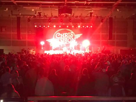 Chris Janson Concert, Butte Civic Center