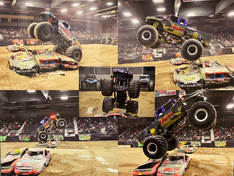 Butte Civic Center Monster Truck