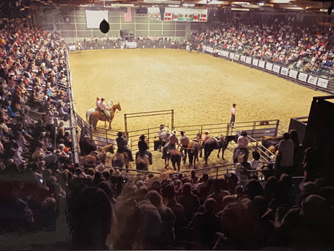 Butte Civic Center Rodeo
