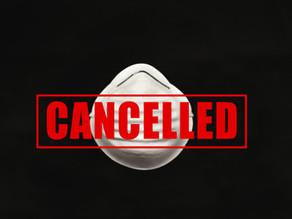 COVID-19 Clinic Canceled February 17th