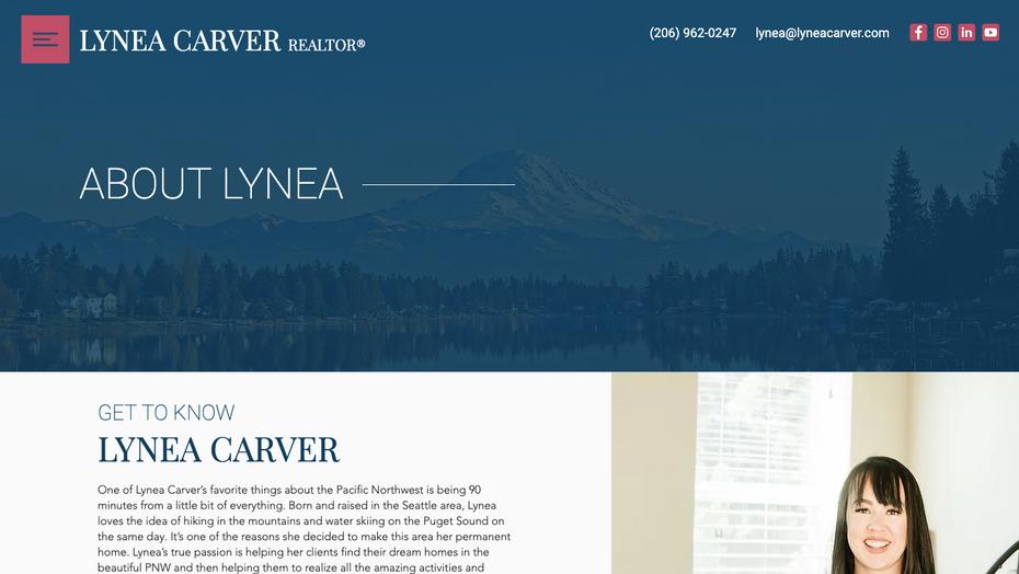 Lynea Carver, Realtor