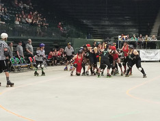 Roller Derby, Butte Civic Center