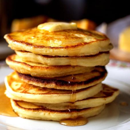 Grandma's Famous Pancakes