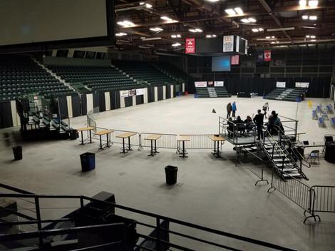 Roller Derby, Butte Civic Center