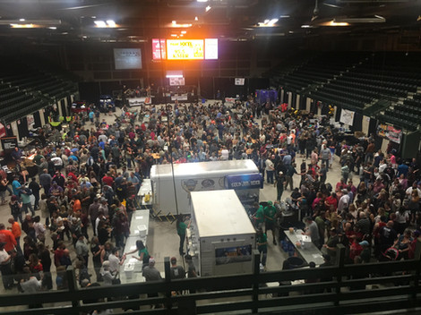 Bacon and Brew, Butte Civic Center