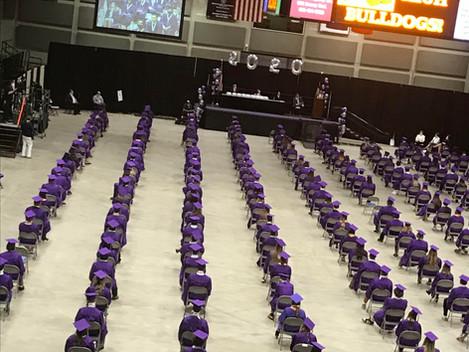 High School Graduation, Butte Civic Center