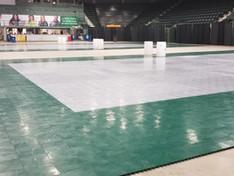 Volleyball Court, Butte Civic Center