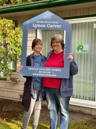 Lynea Carver Sold