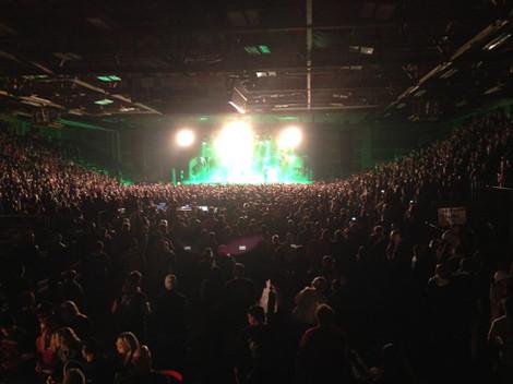 Concert, Butte Civic Center