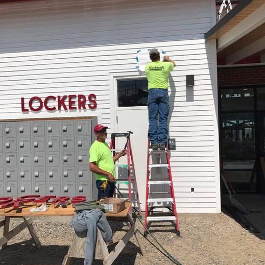 Ridgewater Lockers