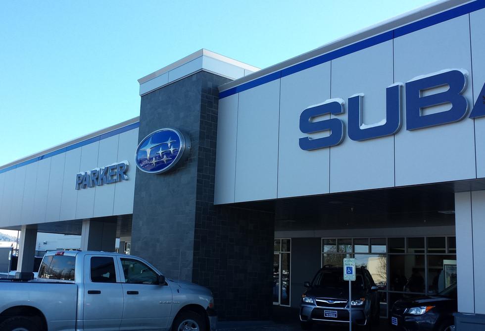 Subaru, d'Zign Group