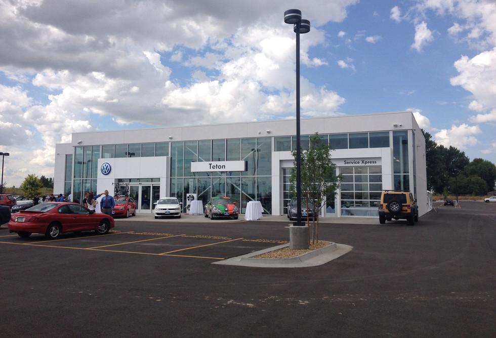 VW Idaho Falls, d'Zign Group