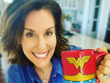 ARE YOU TRYING TO BE WONDER WOMAN?