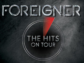 Foreigner Concert Update
