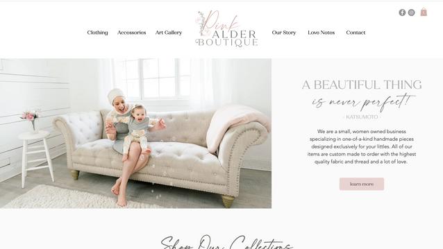 Pink Alder Boutique