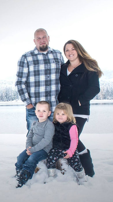 Angela Harris Family