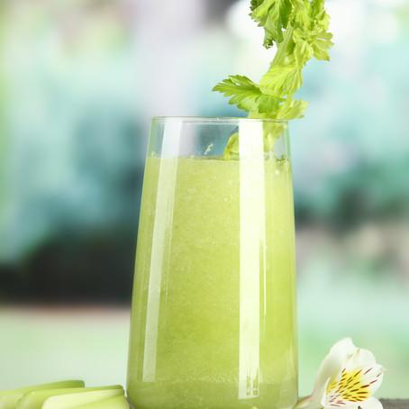 BIG Believer in Celery Juice